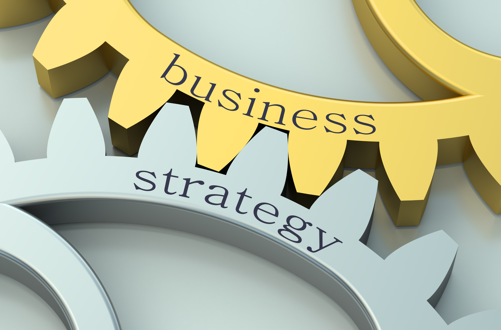 Business and Strategy concept